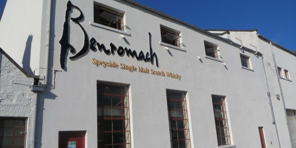 Benromach Distillery, Forres