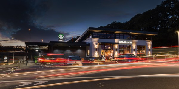 Starbucks Blackburn