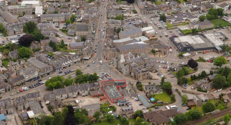 Town Centre cropped - red line