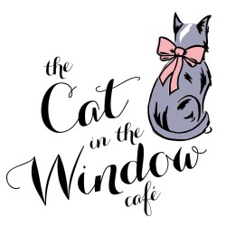 Logo of Cat in the Window Cafe